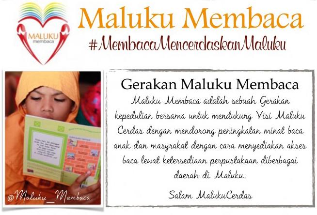 Gerakan Maluku Membaca