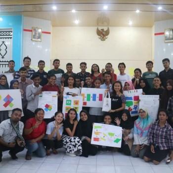 Pra Kemah Budaya Kaum Muda di Ambon