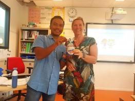 Heka Leka : Voor Beter Onderwijs Op De Molukken